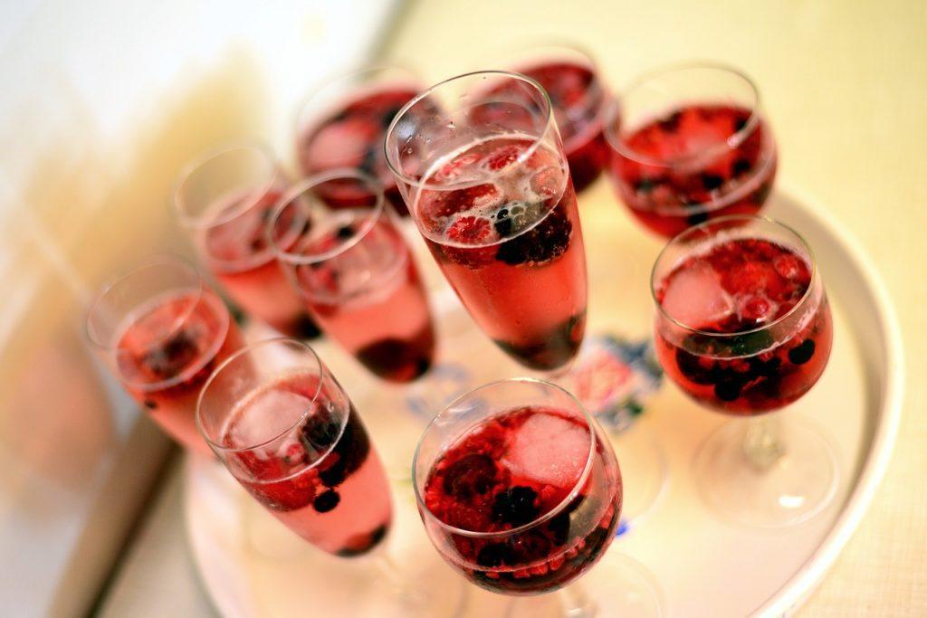 Wina czerwone – nie tylko na jesień