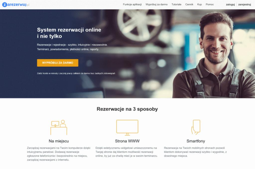 zarezerwuj.pl – nowy system rezerwacji dla każdej branży od InsERT