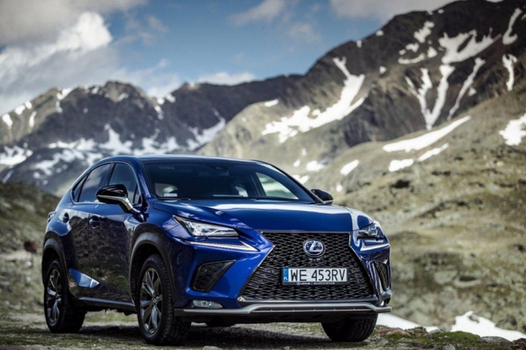 Lata 2021 i 2022 będą należały do Lexusa? Japońska marka szykuje istotne nowości