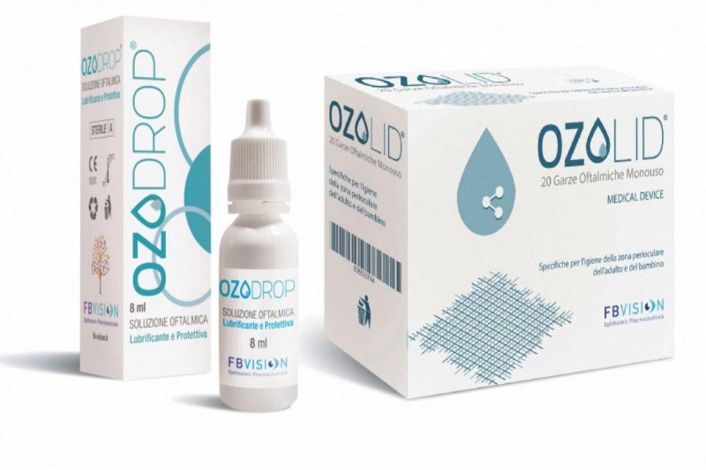 Ozodrop® i Ozolid® – nowe produkty okulistyczne z ozonem