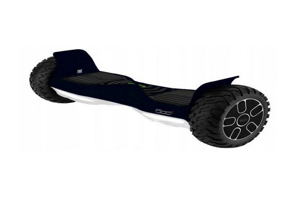 Elektryczne deskorolki FIAT500 na sezon 2020 – F500-6.5 i F500 X 8.5
