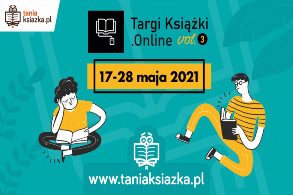 TaniaKsiazka.pl zorganizuje już po raz trzeci TargiKsiazki.Online